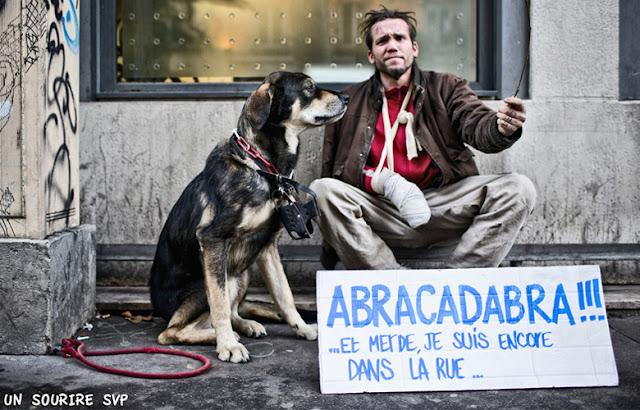 Fondation Abbe Pierre Pancartes Sourire