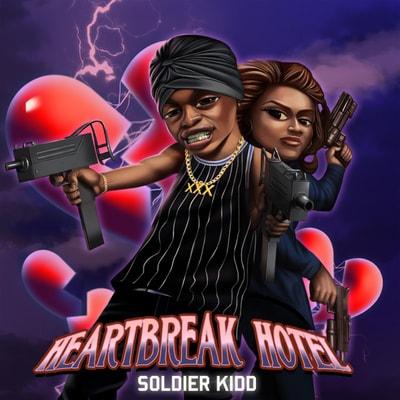 Soldier Kidd - Heart Break Hotel (2019) - Album Download, Itunes Cover, Official Cover, Album CD Cover Art, Tracklist, 320KBPS, Zip album