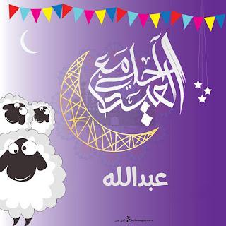 العيد احلى مع عبد الله