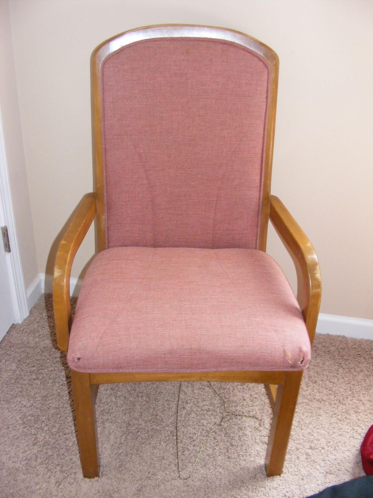 Easy Breezy: Ugly Chair Part Deaux