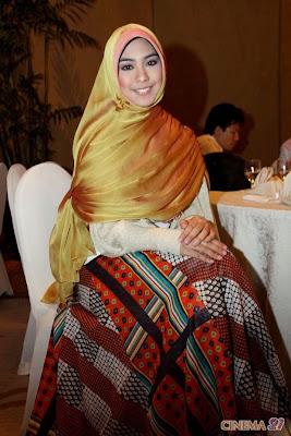 Foto Baju Gamis Oki Gamis Murni