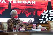 Ganjar Minta Kabupaten/Kota Habiskan Vaksin Dalam Sehari