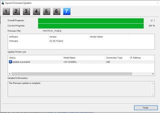 C6500 Firmware Update