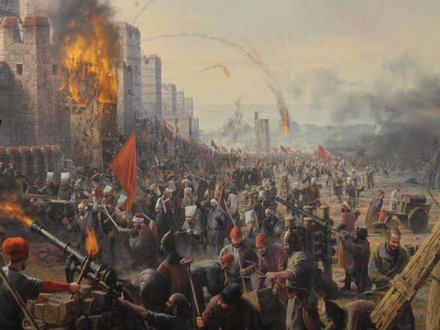 Fall of Constantinople Byzantium.filminspector.com