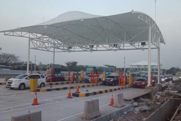 Lonjakan Kendaraan Tercatat Tinggalkan Jakarta di Hari Pertama Lebaran