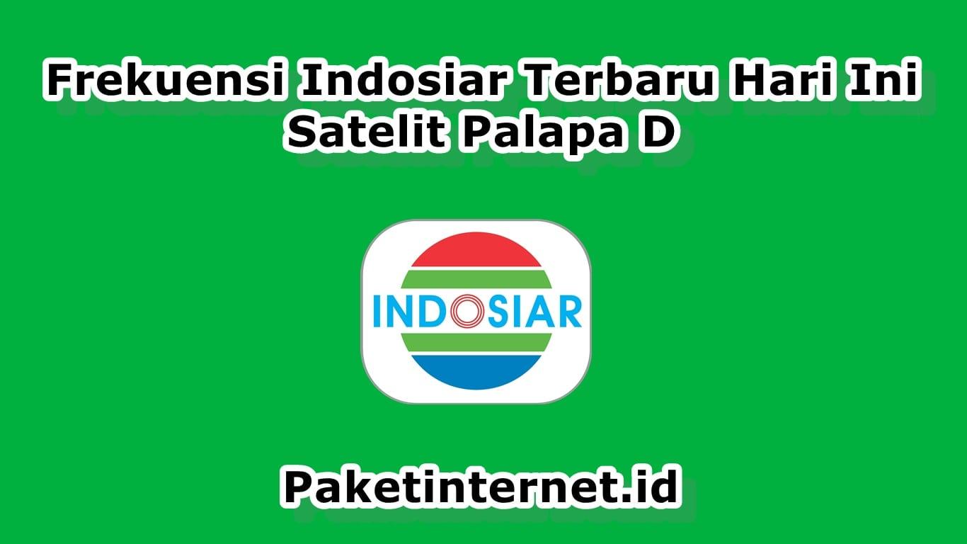 Frekuensi Indosiar Terbaru