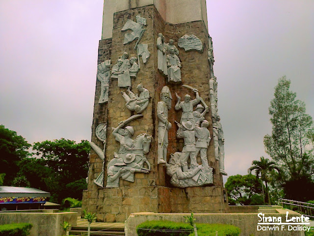 mt samat shrine of valor