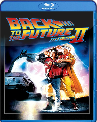 Back to the Future. Part II [1989] [BD25] [Latino]