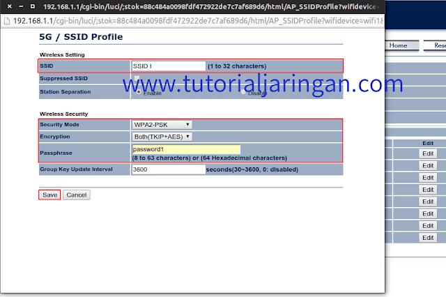 Tutorial Cara Setting Access Point EnGenius EAP600