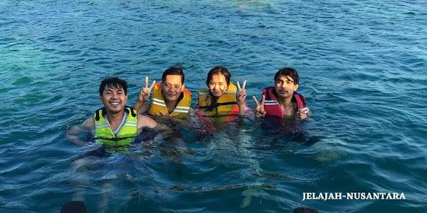 one day tour pulau harapan kepulauan seribu