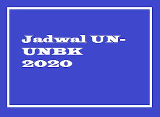 3 Alamat Resmi untuk Cek Jadwal Lengkap UNBK 2020 dan Simulasi 1 dan 2