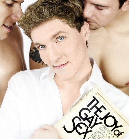 Gay sex in theatre