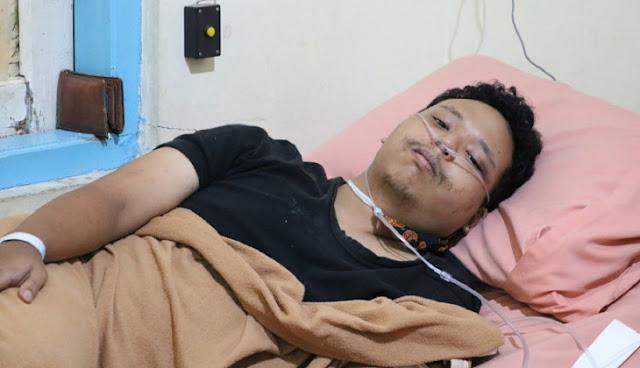 Dihajar Bertubi-tubi, Mahasiswa Ini Dipaksa Aparat Mengaku sebagai Provokator Demo