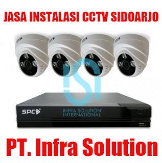 Jasa Instalasi CCTV Sidoarjo Murah Terpercaya
