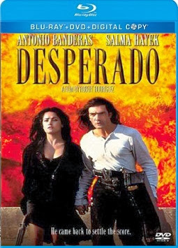 Desperado 1995 Hindi Dubbed Dual Audio BRRip 300mb