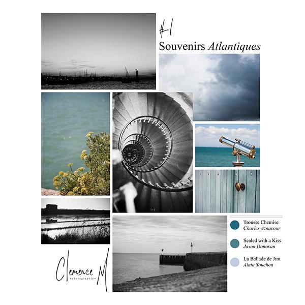 clemence m photographie boutique etsy tirages d'art moodboard souvenirs atlantiques île de ré