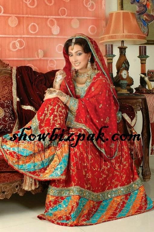 Ayesha Khan Amp Humayoon Saeed Wedding Pictures B Amp G Fashion