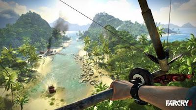 لعبة Far Cry 3 على الكمبيوتر