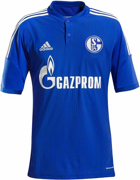 Adidas divulga novas camisas do Schalke 04 - Show de Camisas a58d770a413cc