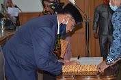 Sekda Lantik Pejabat Struktural Lingkup Pemkab Tebo