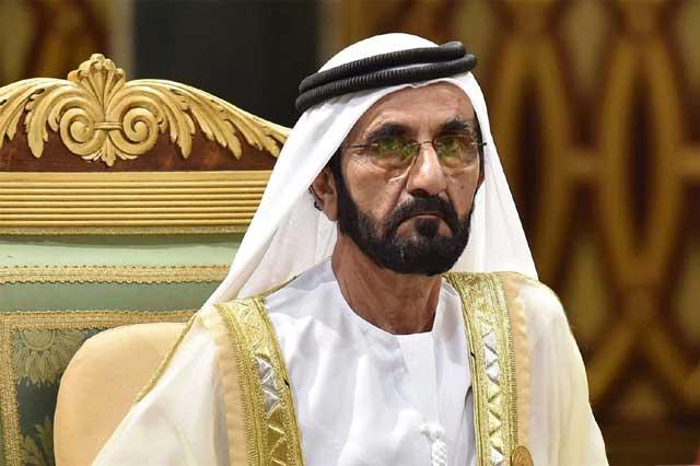 Sheikh Mohammed bin Rashid Al Maktou