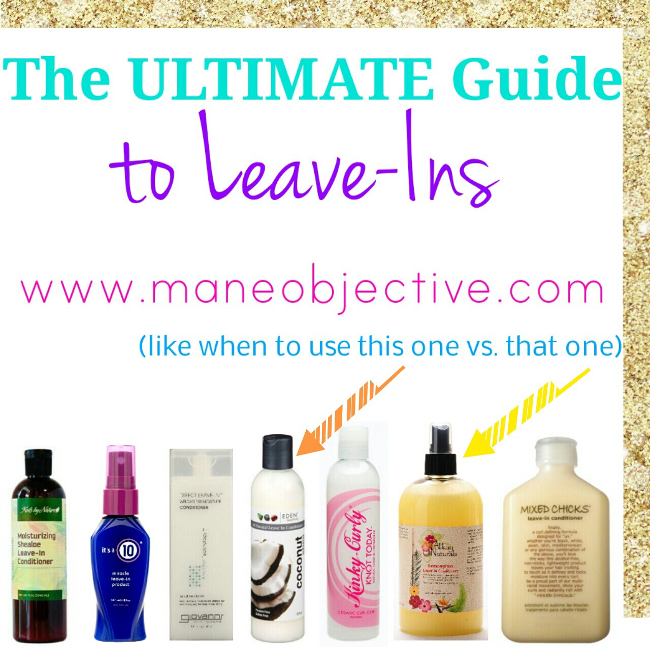Natural Hair Leave In Conditioner For Black Hair