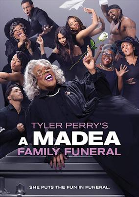 A Madea Family Funeral [2018] [DVD] [NTSC] [Latino]