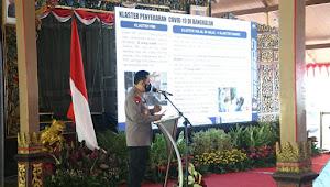 Tekan Covid-19 di Bangkalan, Panglima TNI dan Kapolri Rangkul Tokoh Agama
