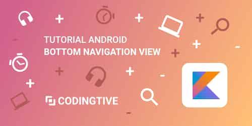 Tutorial android bottom navigation