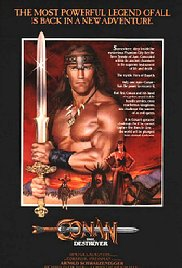 Watch Conan the Destroyer Online Free 1984 Putlocker