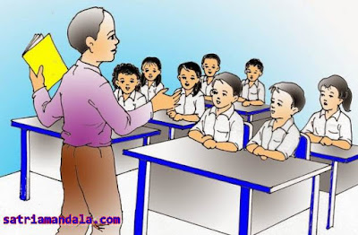 Ungkapan Bahasa Guru Sekolah dalam Bahasa Arab