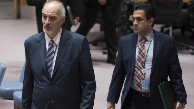 """""""Turquía y Arabia Saudí brindan material químico a terroristas"""""""