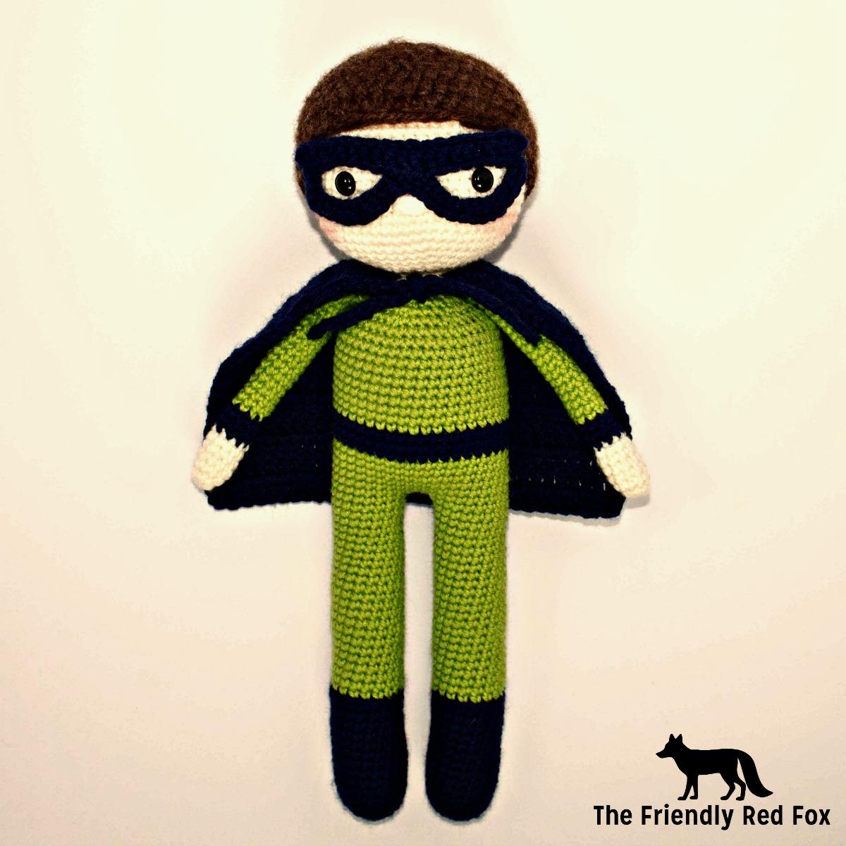 Amigurumi spiderman crochet pattern | Patrones amigurumi ... | 1200x1200