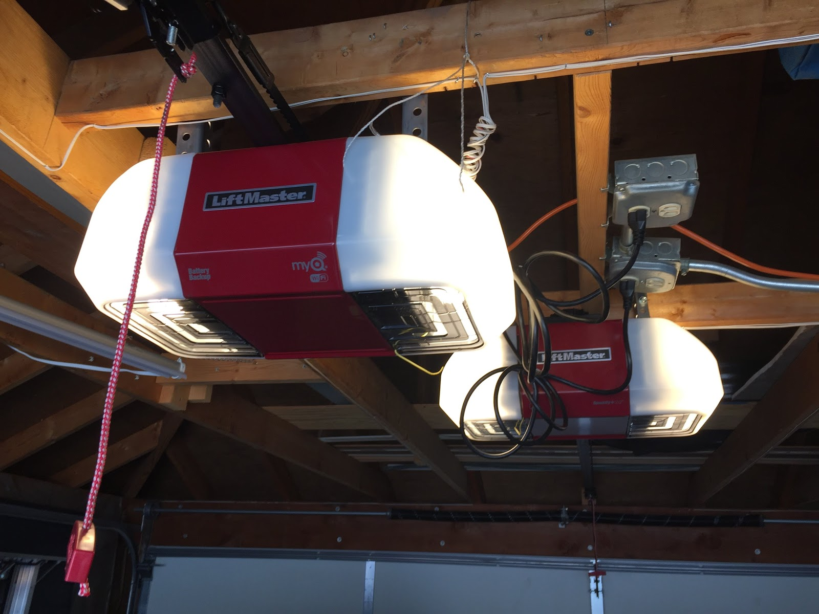 Mysteries Of Life New Garage Door Opener
