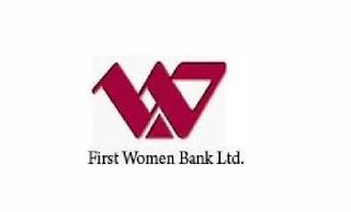 First Women Bank Ltd FWBL Jobs OCT 2021
