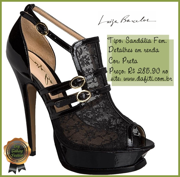 b31d2a34f0 As coleções Luiza Barcelos estão sempre repletas de significados que são  traduzidos de uma incrível e única forma em belíssimos sapatos