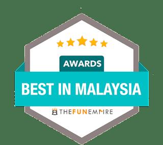 Fund Empire - Best In Malaysia Awards Logo