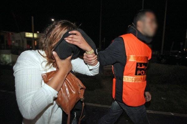 """مراكش : إعتقال صاحبة شريط الفيديو التي اتهمت شخصيات إقتصادية ب """" نشر الدعارة"""""""