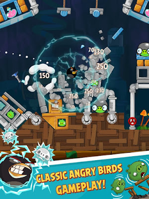 Angry Birds v7.8.7 Mod Apk (PowerUps/All Unlocked/Ad-Free)