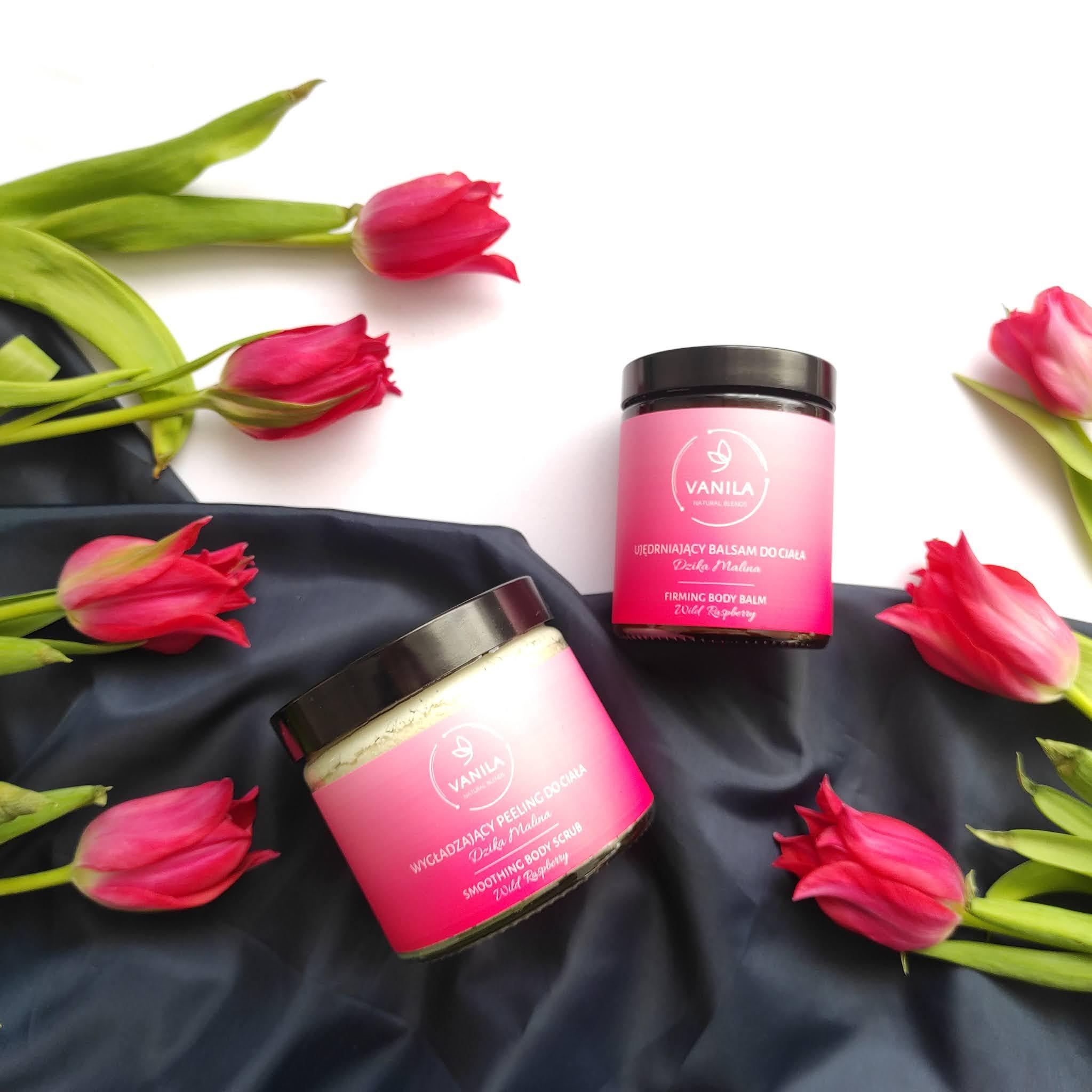 Kosmetyki naturalne Vanila Natural Blends