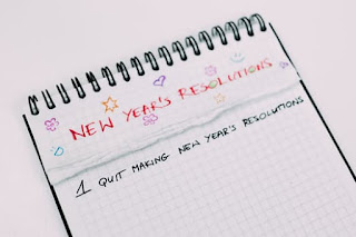 Stop making New Year's resolutions