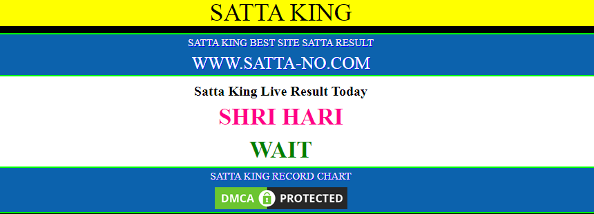 Live no satta Welcome to