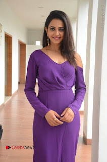 Actress Rakul Preet Singh Latest Stills in Beautiful Long Dress  0111.JPG