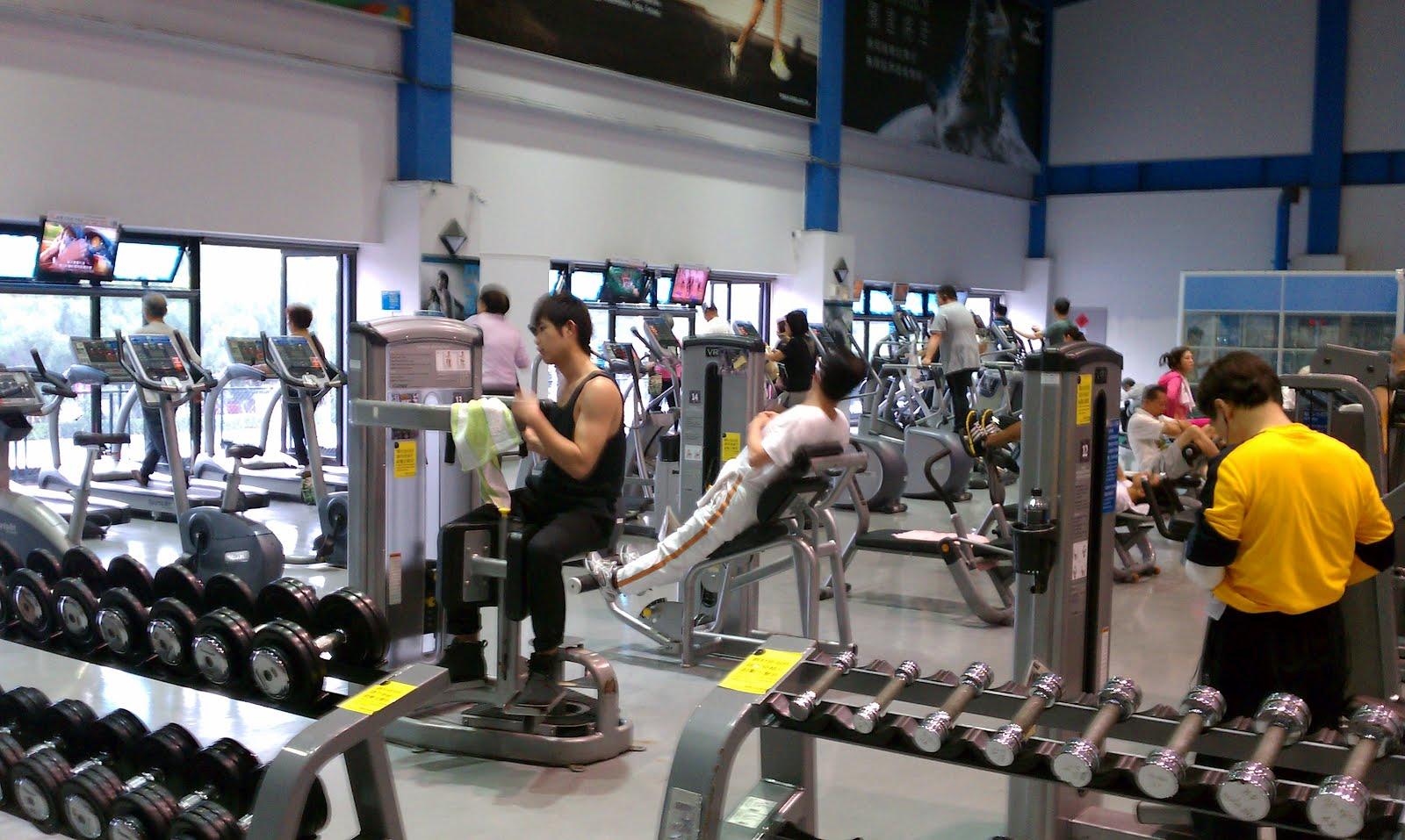 圖片搜尋: 健身房