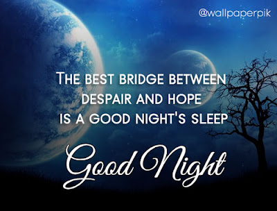 good night quotes image for wishes