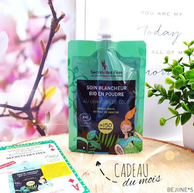 """BIOTYfull Box """"La Sourire"""" secret fées"""