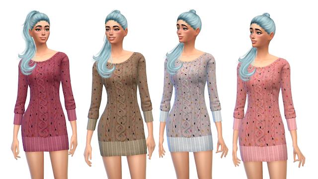 {Female} Sweater PI010-1HQ