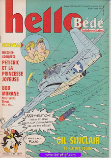 Hello-Bébé, numéro 19, 1991, Walli