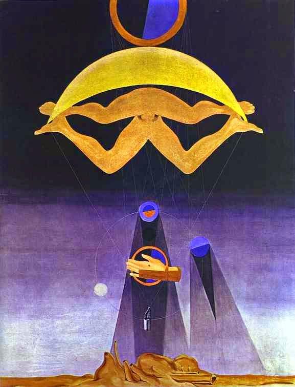 Homens Não Deve Saber Nada Disto - O Surrealismo de Max Ernst | Alemão