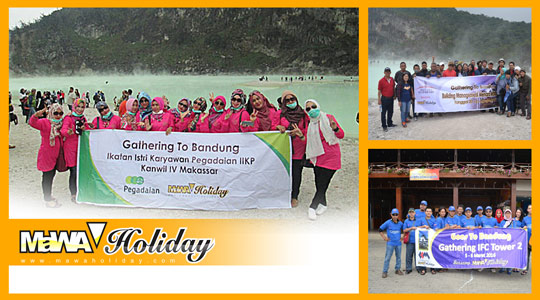 Jasa Tour Leader di Bandung Membawa Anda Berkeliling